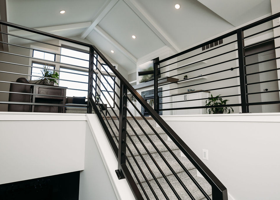 Forged by Design Railing - DK Homes