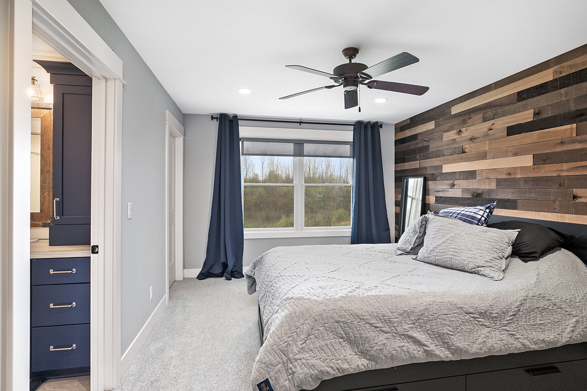 Jamestown Modern Farmhouse Bedroom