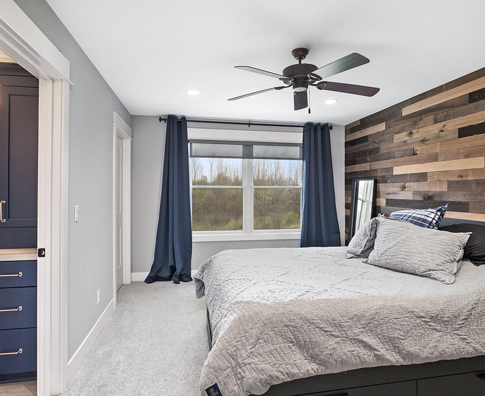 Jamestown Modern Farmhouse Bedroom