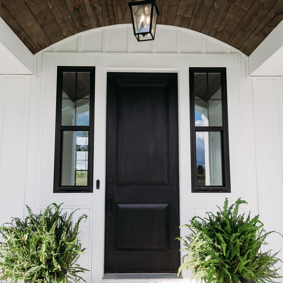 Front Door - DK Homes