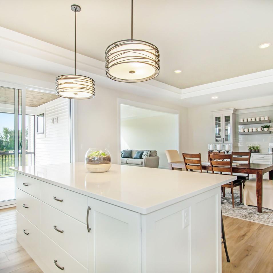 Stand Alone Condo Kitchen & Dining