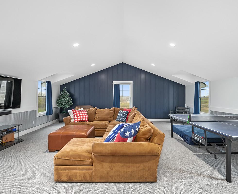 Jamestown Modern Farmhouse Bonus Room