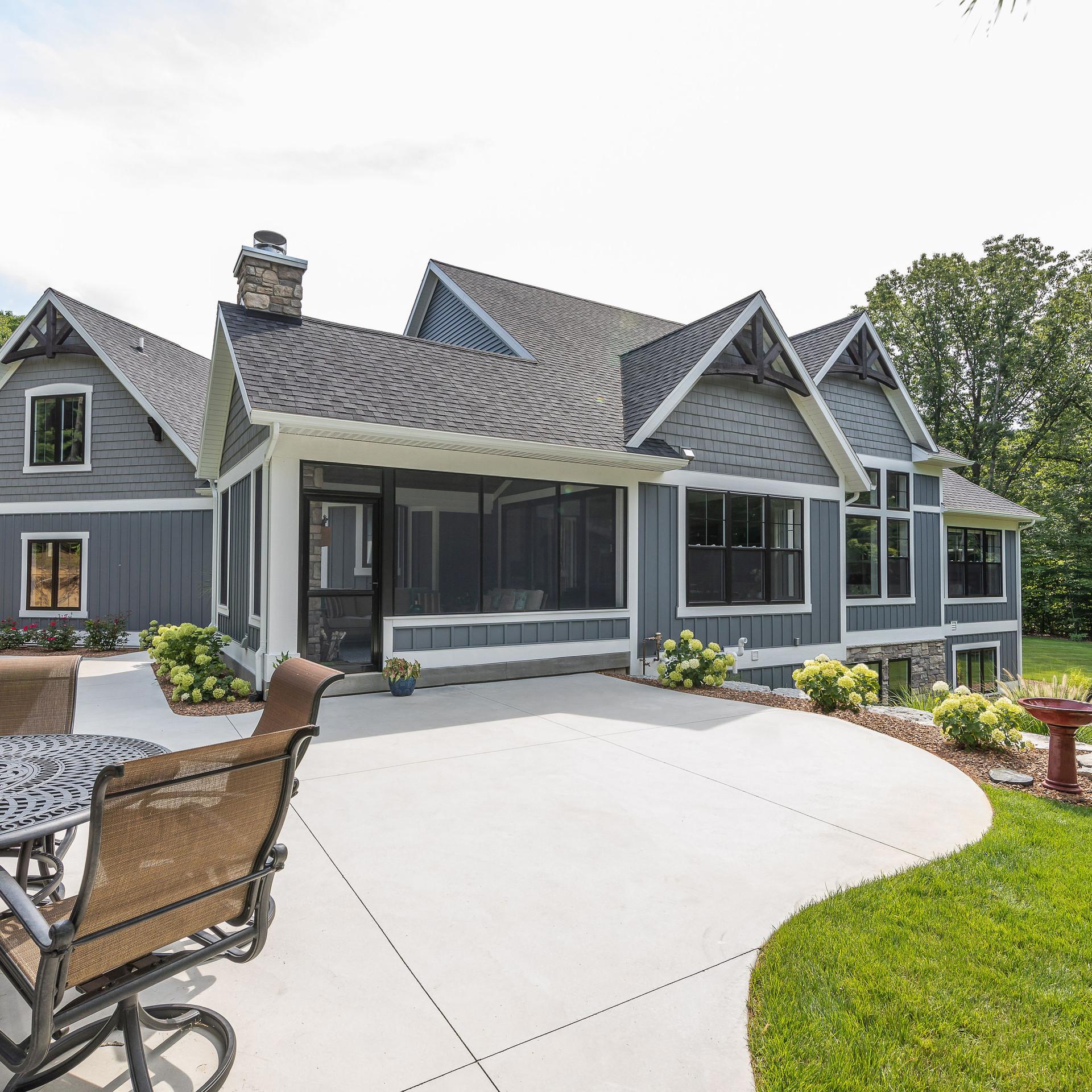 Outdoor Living Patio & Porch