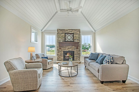 Fireplace Sitting Room