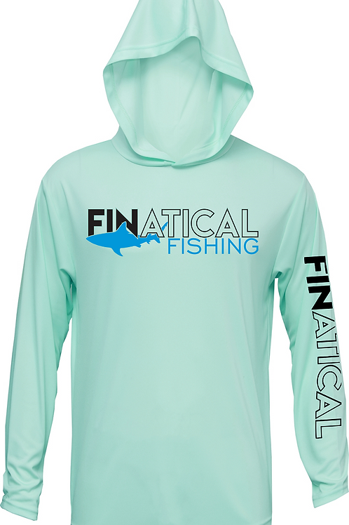 Finatical Shark Hooded