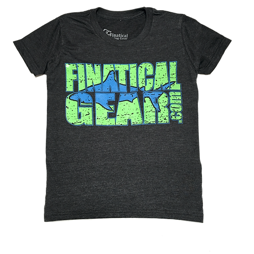 Youth Finatical Gear Tee