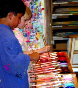Choosing paint color