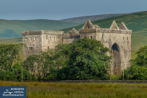 Hermitage Castle, Newcastleton, Scottish Borders