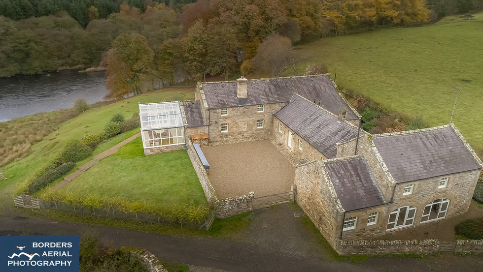 Drone photography for Estate Agency
