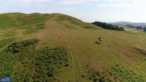 Aerial promotional video of Wiltonburn B&B, Hawick Scottish Borders