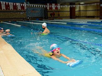 Ataşehir Yüzme Havuzu