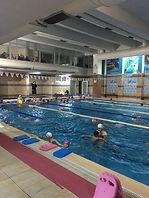 Çekmeköy Özel Yüzme Dersi