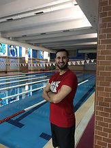Kadıköy yüzme kursu antrenörü