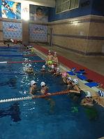 Çekmeköy Yüzme Kursu