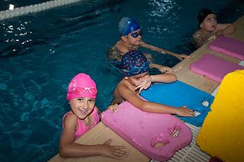 Kadıköy Çocuk Yüzme Kursu