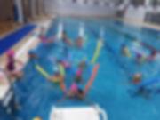 3-5 Yaş Yüzme Kursu