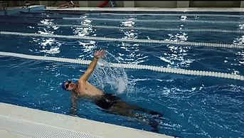 yetişkin yüzme kursu