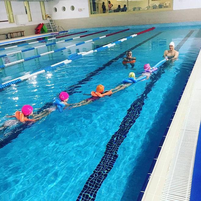 kadıköy yüzme kursu