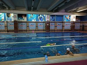 Üsküdar çocuk yüzme