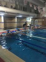 3-5 Yaş Yüzme