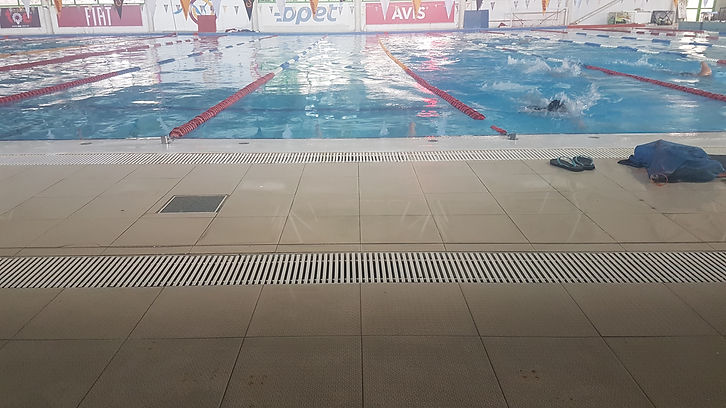 Acıbadem Yüzme Havuzu
