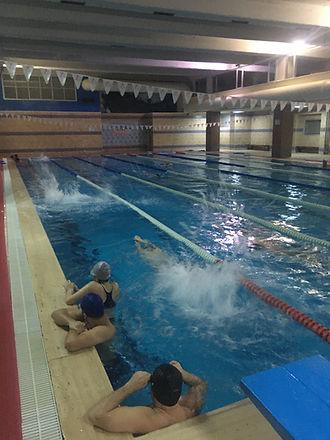 Çekmeköy Yetişkin Yüzme Kursu