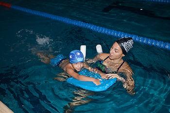 Kadiköy 3-5 Yaş Yüzme