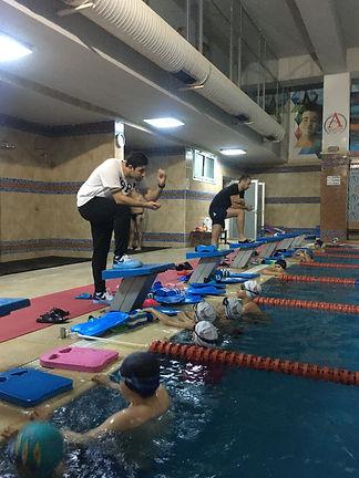 Çekmeköy Yüzme Havuzu