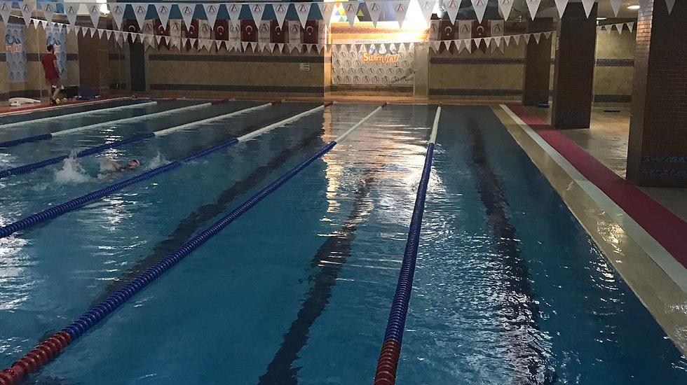 Anabilim Yüzme Havuzu