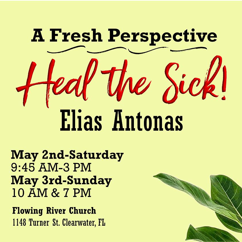 Heal the Sick-Elias Antonas