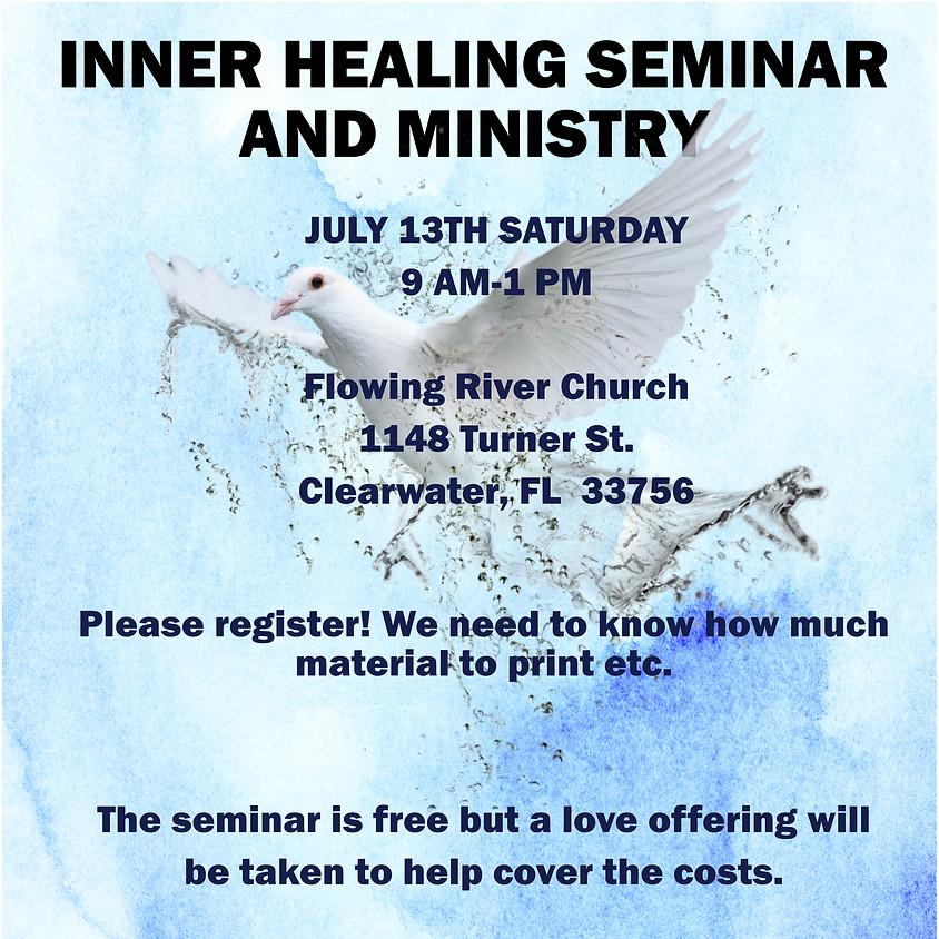 Inner Healing Seminar & Ministry
