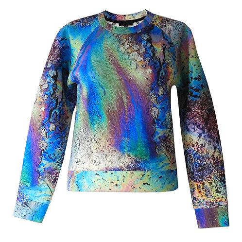 neoprene sweatshirt Fiona