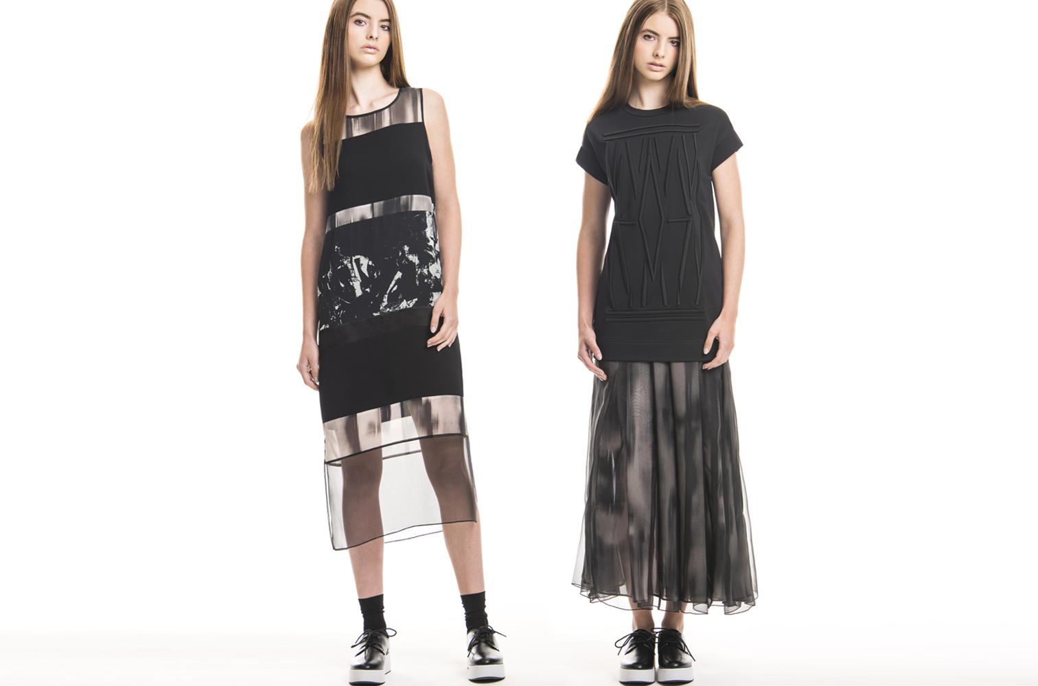 deuxa ss16 dress Desiree