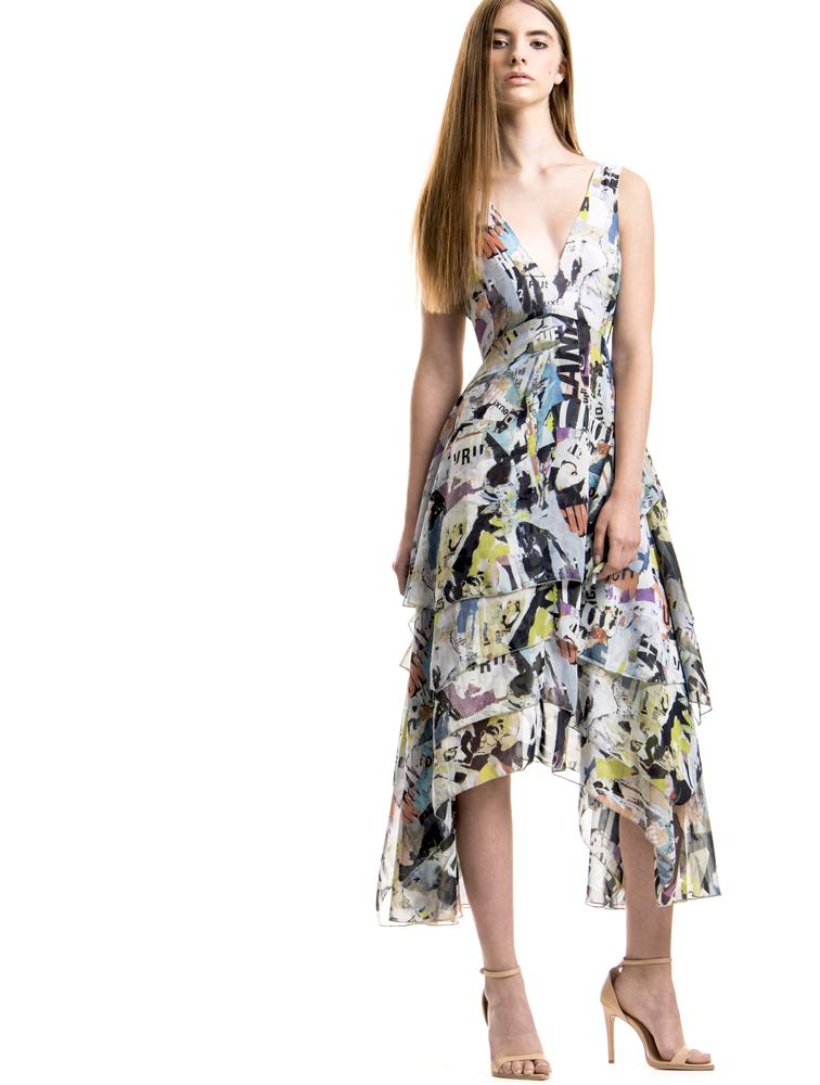 deuxa ss16 dress Donna
