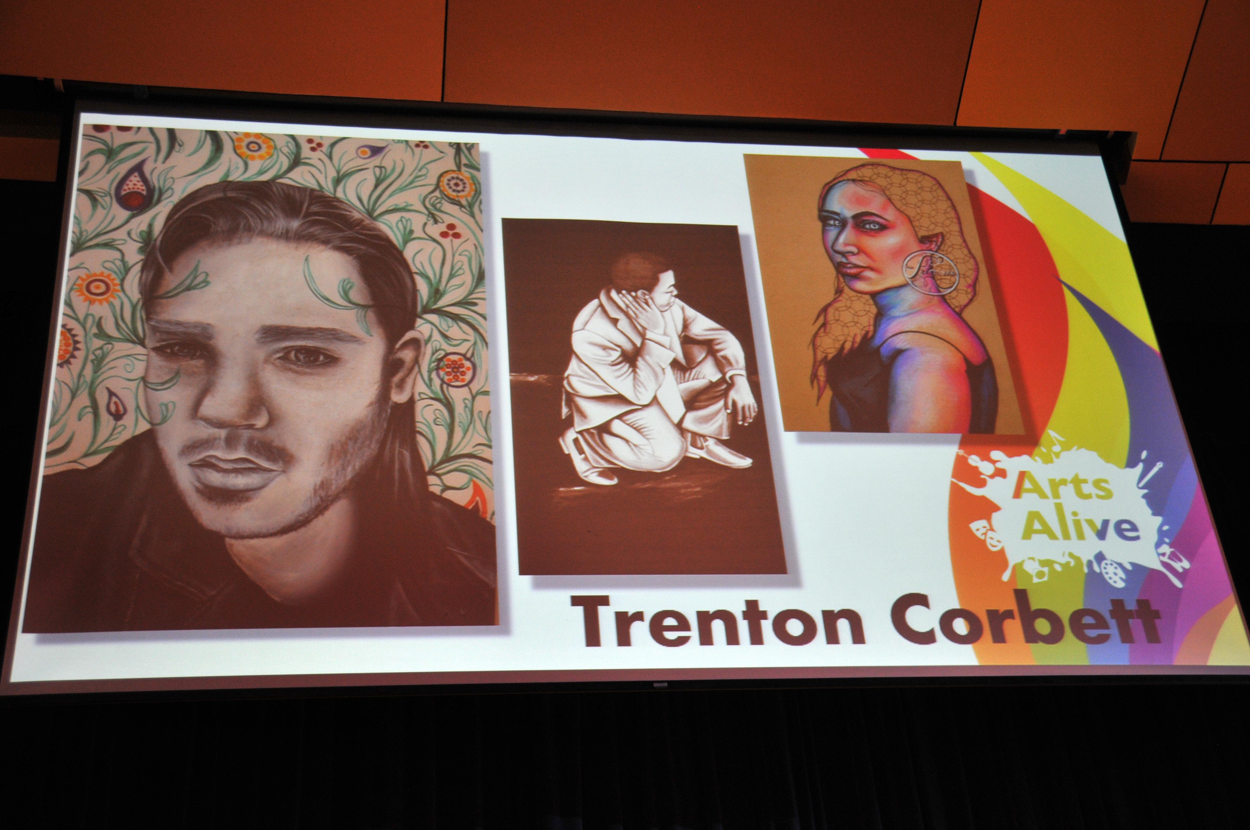 Trenton Corbett