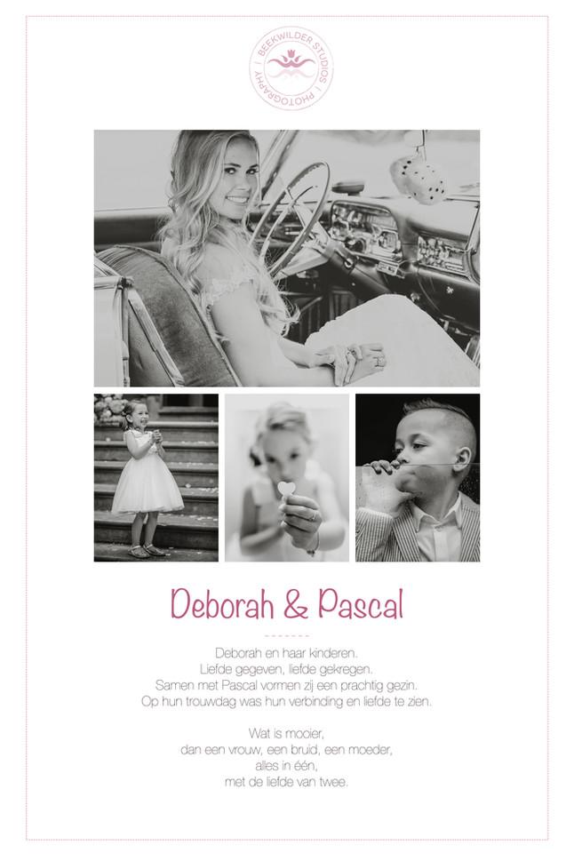 Deborah & Pascal
