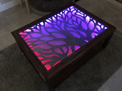 Table silhouette