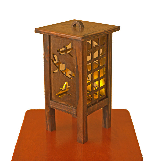 Dragonflies and Squares - $59