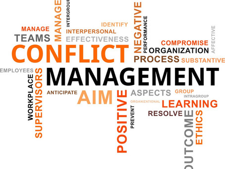 Conflict Management: A 5-Point Action Plan