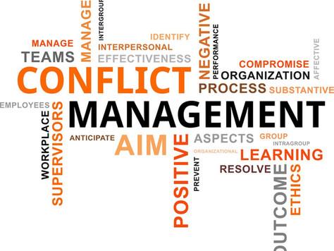 Conflict Management: A 5-Point Action Plan