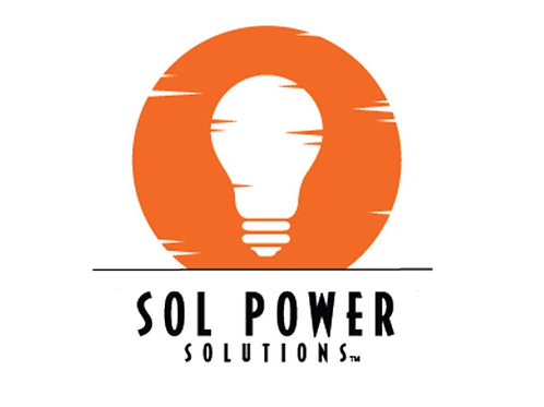 Sol Power Solutions Logo