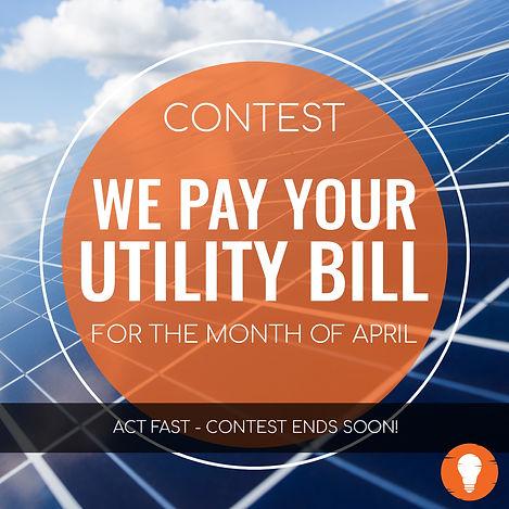 Solar contest, facebook, facebook solar contest, tag