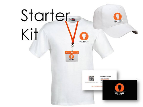 Starter Kit - 4 Items