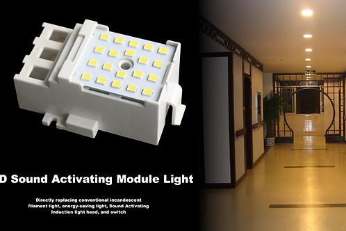 LED Sound Activating Module Light