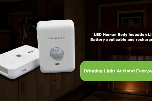 LED Human Body Induction Light