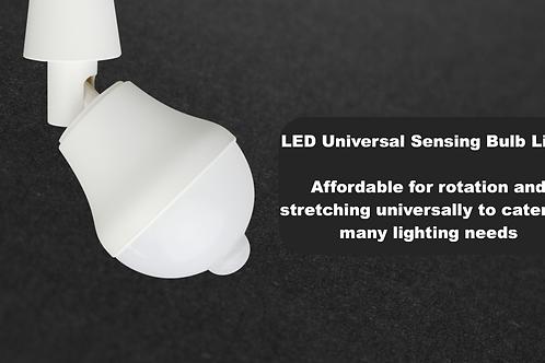 LED Universal Sensing Bulb Light