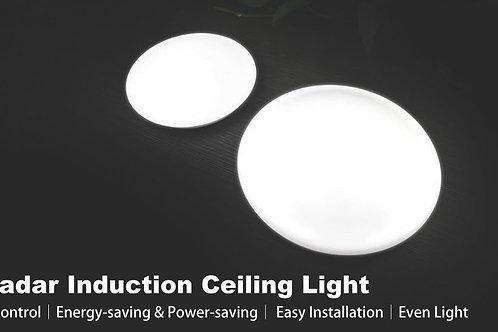 LED Radar Induction Ceiling Light