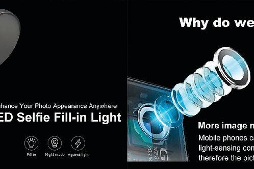 LED Selfie Fill-in Light