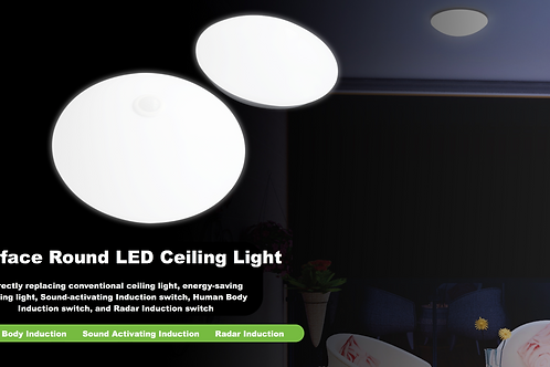 Surface Round LED Ceiling Light