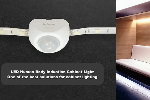 LED Human Body Induction Cabinet Light